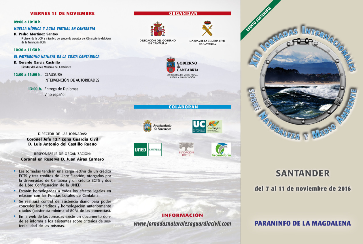 Xii jornadas internacionales sobre naturaleza y medio for Oficina virtual medio rural
