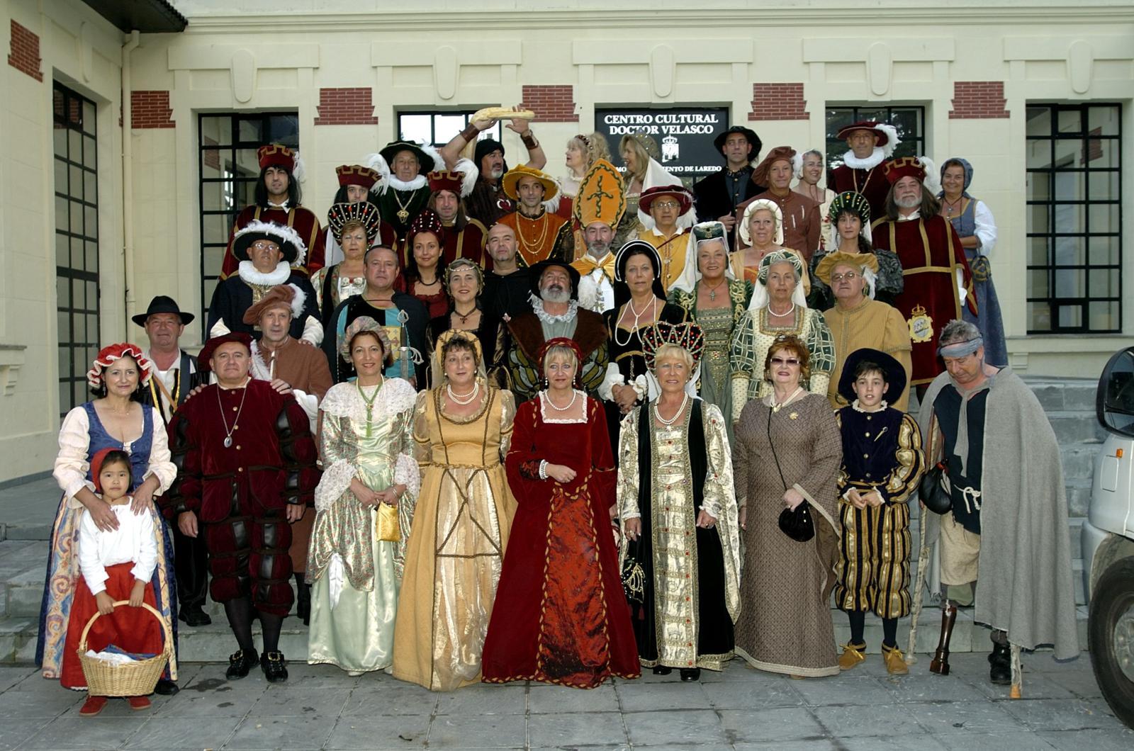 fotos trajes de epoca: